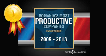 Productivity Report 2009 - 2013